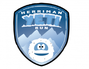 Yeti Run 2020 registration logo
