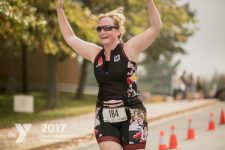 YMCA Frederick Sprint Duathlon/Triathlon registration logo