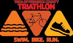 YMCA Frederick Triathlon registration logo
