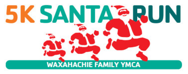 YMCA SANTA RUN registration logo