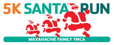 YMCA SANTA RUN registration logo