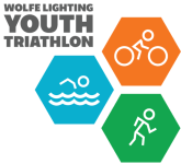 Youth Triathlon registration logo