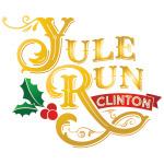 Yule Run Clinton 2019 registration logo
