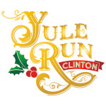 Yule Run Clinton 2019 registration logo