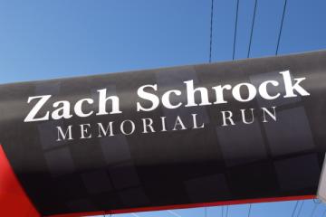 Zach Schrock Memorial 5k Run/Walk registration logo