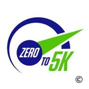 Zero to 5K Global Fitness Challenge registration logo