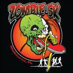 Zombie 5K registration logo