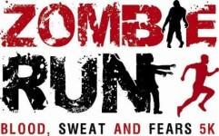 Zombie Run 5K registration logo