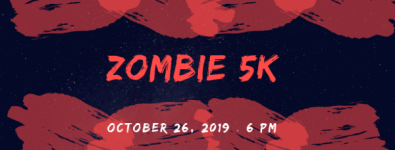 Zombie Run 5K - Sevier registration logo