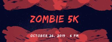 Zombie Run 5K - Sevier registration logo