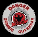 Zombie Warrior Run & 1-Mile Fun Run registration logo