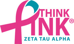 ZTA's Support the cause 5K registration logo