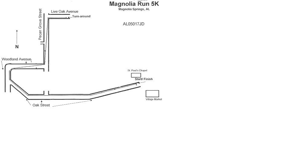 Annual Magnolia Run Course Map on eagle meadows map, pulaski academy map, memorial map, mt. ida map, paradise lakes map, brookshire map, mount auburn map, southside place map, segerstrom map, big branch map, deptford township map, penns grove map, bentwater on lake conroe map, devalls bluff map, bay head map, office space map, camano map, seaport district map, piney point village map, mccomb city map,