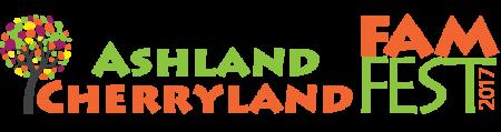 Ashland Cherryland FamFest - Race Clinic & 5K Fun Run registration logo