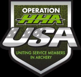 HHA USA Honor Flight Archery Shoots registration logo