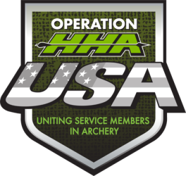 Honor Flight Archery Shoots registration logo