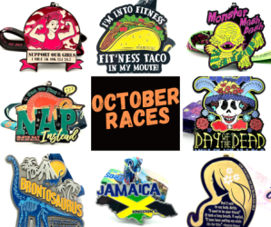 OCTOBER RACES registration logo
