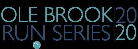 Ole Brook Run Series 2020 registration logo