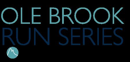 Ole Brook Run Series 2021 registration logo