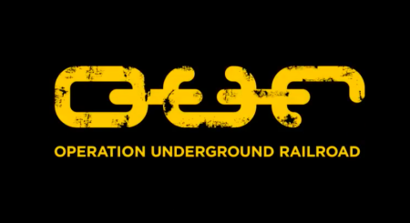 OPERATION UNDERGROUND RAILROAD registration logo