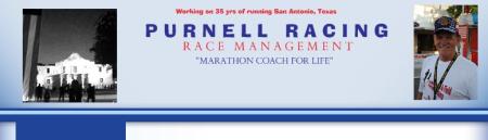 PURNELL RACING  registration logo