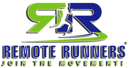 Remote Runner Challenge  registration logo
