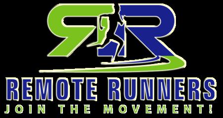 Remote Runner Challenge  registration logo