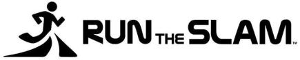 Run the Slam Series registration logo