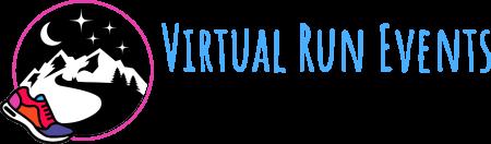 VIRTUAL RACES -Run and Walk registration logo