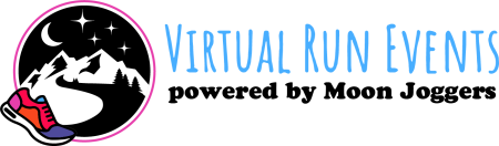 VIRTUAL RACES -Run and Walk registration logo