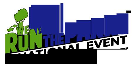 We Run the Parks registration logo