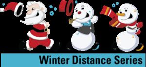 Winter Distance Series registration logo