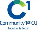 Community 1st Credit Union logo