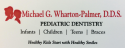 Michael G Wharton-Palmer, DDS - Pediatric Dental Speacialist logo