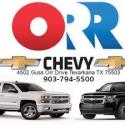 Orr Chevrolet logo