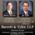Barrett & Tyler - Attorney logo