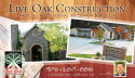 Live Oak Construction logo