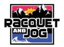 Racquet & Jog logo