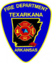 Texarkana AR Fire Department logo
