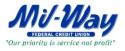 Mil-Way FCU logo