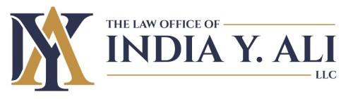 The Law Office of India Ali logo