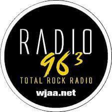 Radio 96.3 WJAA logo