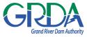 Grand River Dam Authority logo