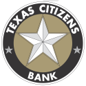 Texas Citizens Bank logo