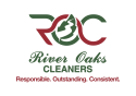 River Oaks Cleaners logo