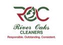 River Oaks Cleaners logo