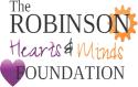 The Robinson Hears & Minds Foundation logo