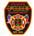 DRAPER VOL. FIRE DEPT logo