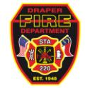 DRAPER VOL. FIRE DEPT logo