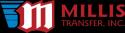 MILLIS TRANSFER logo